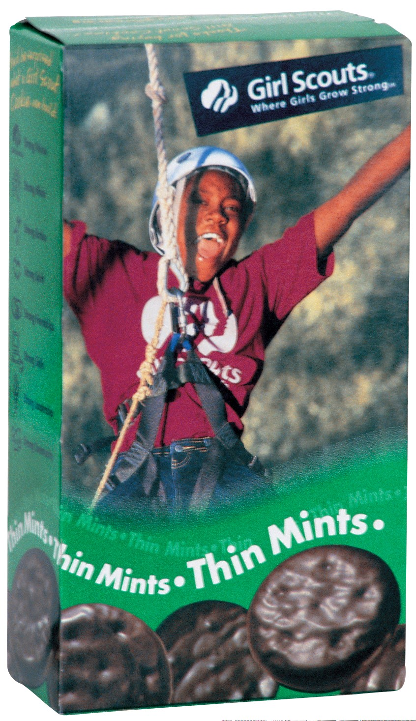 "Do ""Thin Mints"" Make You Thin?"