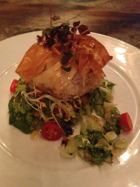 Back from vacation for Phyllo dough recipes appetizers indian
