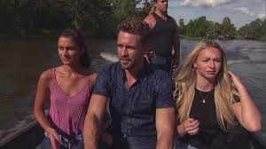 Is Nick kind of hoping one of these ladies will get attacked by an alligator so the tension is gone?