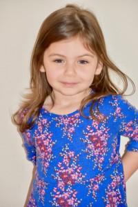 Ellie, age 3